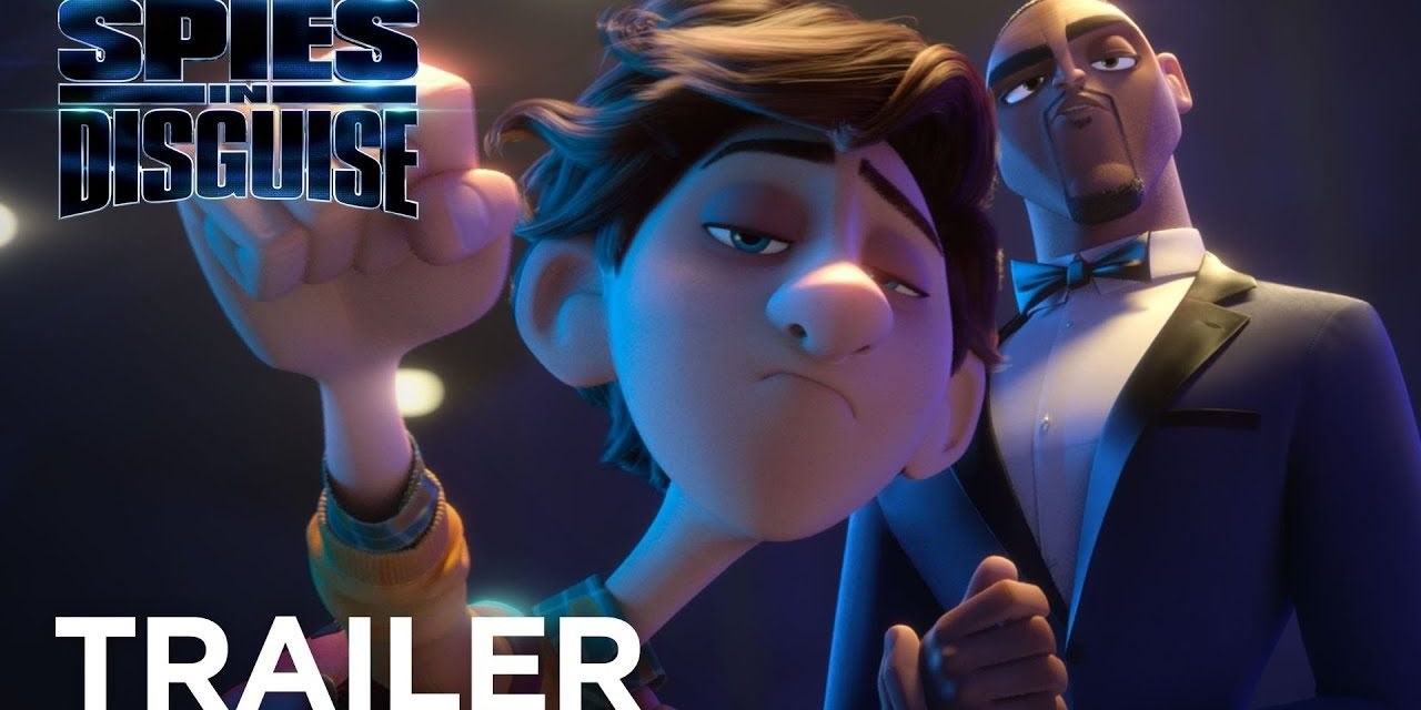 Spies in Disguise   Official Trailer 3 [HD]   20th Century FOX