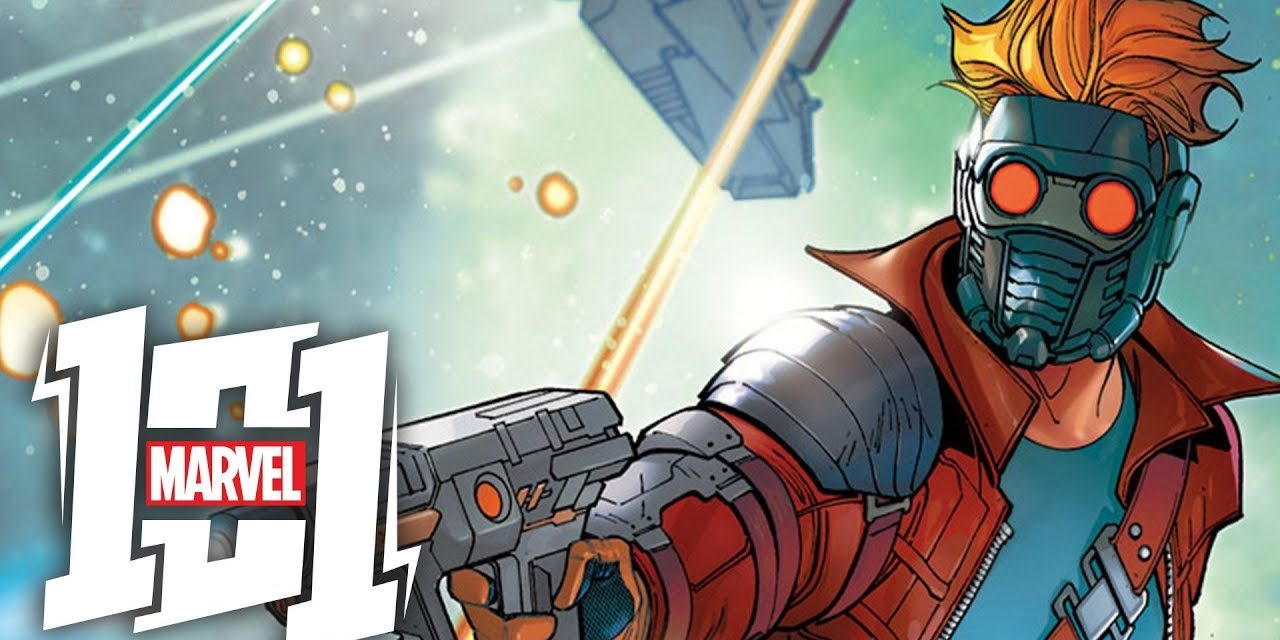 Star-Lord (Peter Quill)   Marvel 101