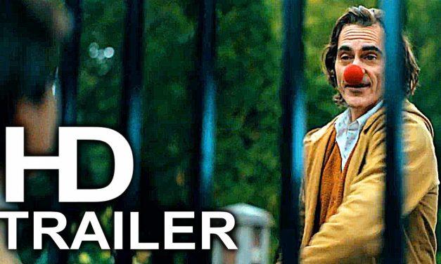JOKER Arthur Meets Batman At Wayne Manor Trailer NEW (2019) Joaquin Phoenix DC Superhero Movie HD