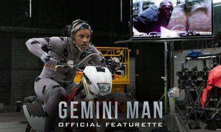 Gemini Man | 3D+ Featurette | Paramount Pictures UK
