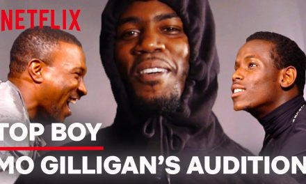 A Roadman Auditions For TOP BOY feat. Mo Gilligan