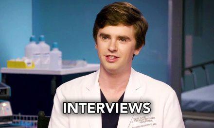 The Good Doctor Season 3 Cast Interviews (HD)