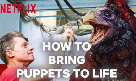 The Dark Crystal Puppeteers Chat About How They Bring Puppets To Life | Netflix