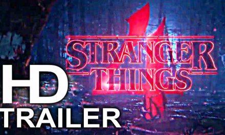 STRANGER THINGS Season 4 Teaser Trailer #1 NEW (2019) Netflix Series HD