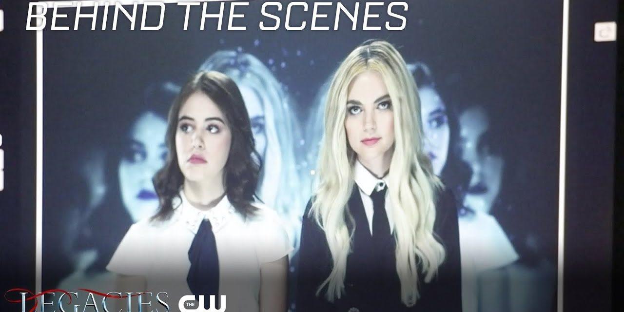 Legacies | Behind-The-Scenes With Legacies | The CW