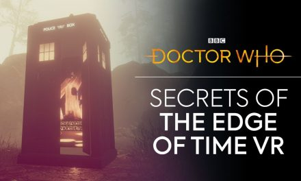 Secrets of The Edge Of Time VR: Developers' Diary #2 | Doctor Who