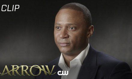 Arrow | David Ramsey – Favorite Scenes | The CW