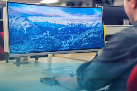 The best curved monitors for 2019