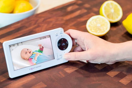 Shopping for a new mom? Best Buy offers free NoseFrida with baby monitor
