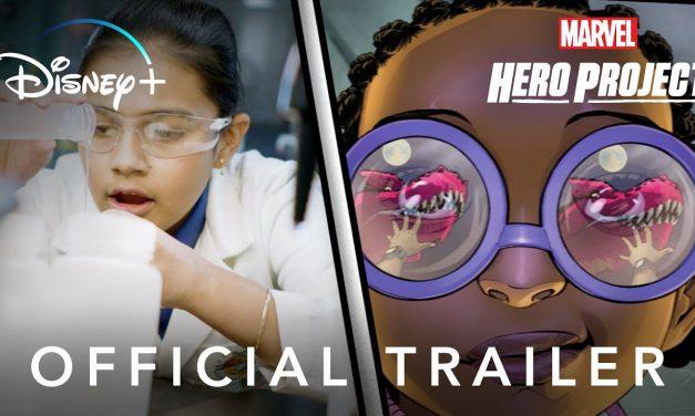 Marvel's Hero Project | Official Trailer | Disney+ | Streaming November 12