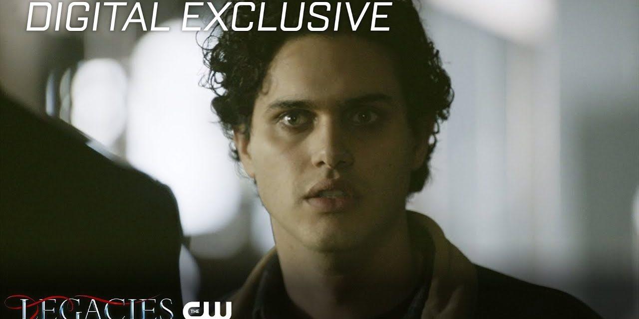 Legacies   Favorite Scenes – Aria Shahghasemi   The CW