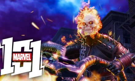 Ghost Rider (Marvel Strike Force) | Marvel 101