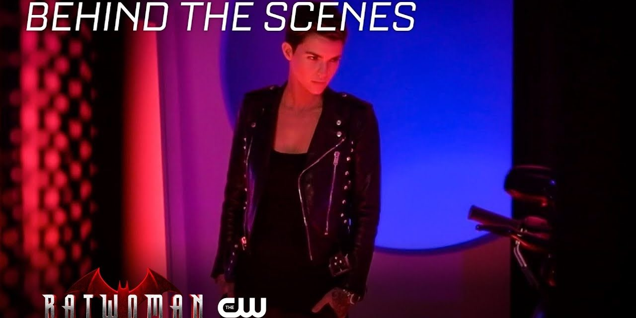 Batwoman | Behind-The-Scenes with Batwoman | The CW