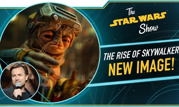Brand New Alien From Star Wars: The Rise of Skywalker, meet Babu Frik