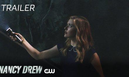 Nancy Drew | Hidden Staircase Teaser | The CW