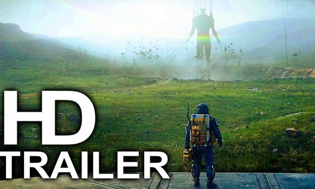 DEATH STRANDING Final Trailer NEW (2019) Norman Reedus Giant Monsters Action Game HD