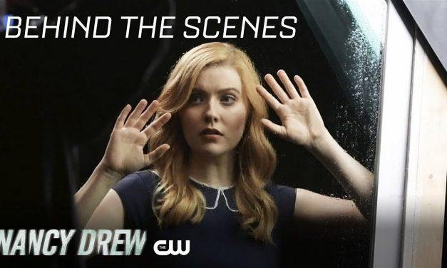 Nancy Drew | Behind-The-Scenes With Nancy Drew | The CW