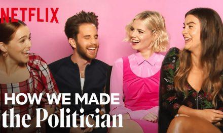 How We Made The Politican With Ben Platt, Lucy Boynton, Zoey Deutch and Laura Dreyfuss