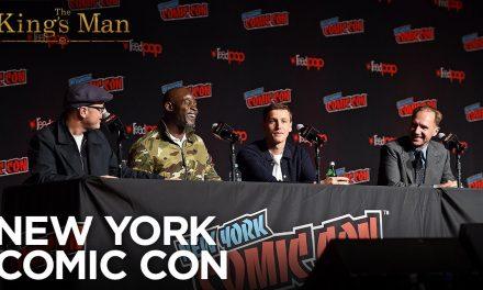 The King's Man | New York Comic Con 2019