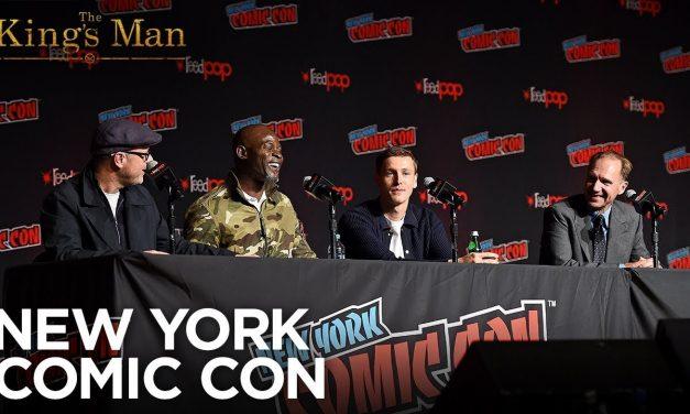 The King's Man   New York Comic Con 2019