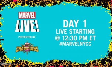 Marvel LIVE from NYCC 2019! | Day 1