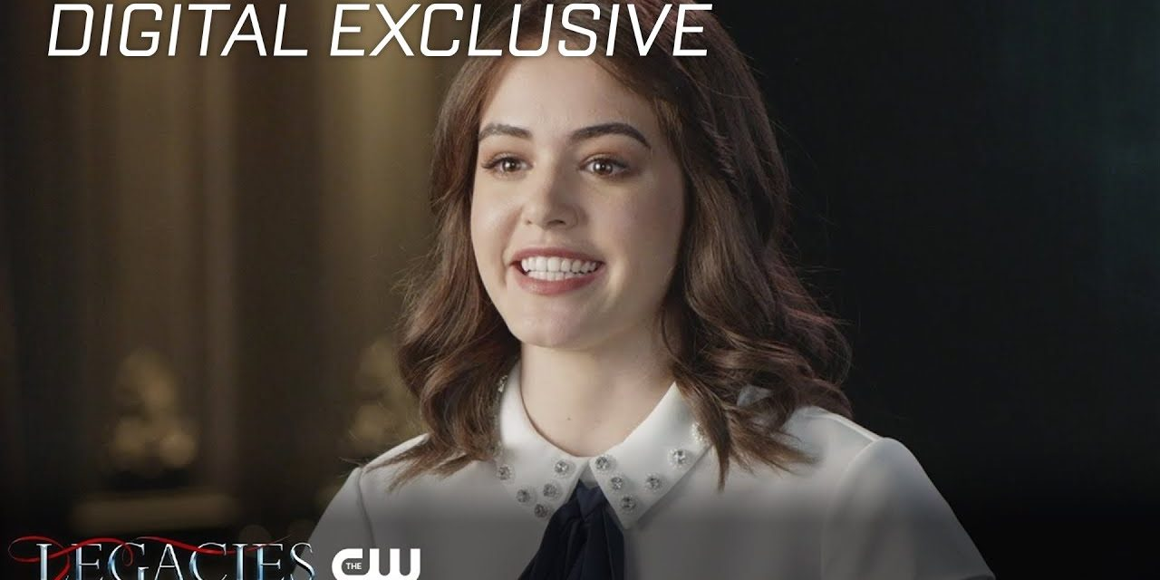 Legacies | Favorite Scenes – Kaylee Bryant | The CW