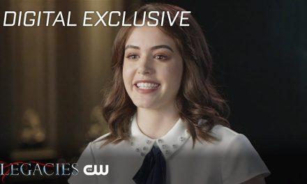Legacies   Favorite Scenes – Kaylee Bryant   The CW