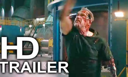 TERMINATOR 6 DARK FATE T-800 Fight Scene Trailer NEW (2019) Arnold Schwarzenegger Action Movie HD