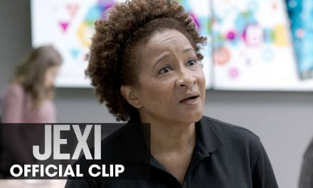 "Jexi (2019 Movie) Official Clip ""Crackhead"" — Adam Devine, Wanda Sykes"