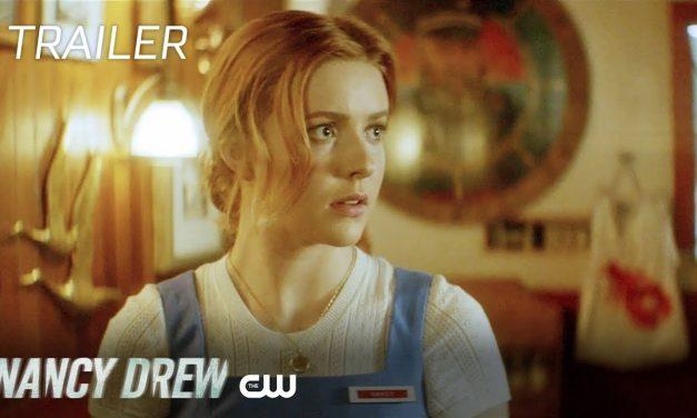 Nancy Drew | Answers Trailer | The CW