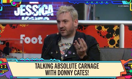 Donny Cates talks Absolute Carnage and Venom LIVE @ NYCC 2019!