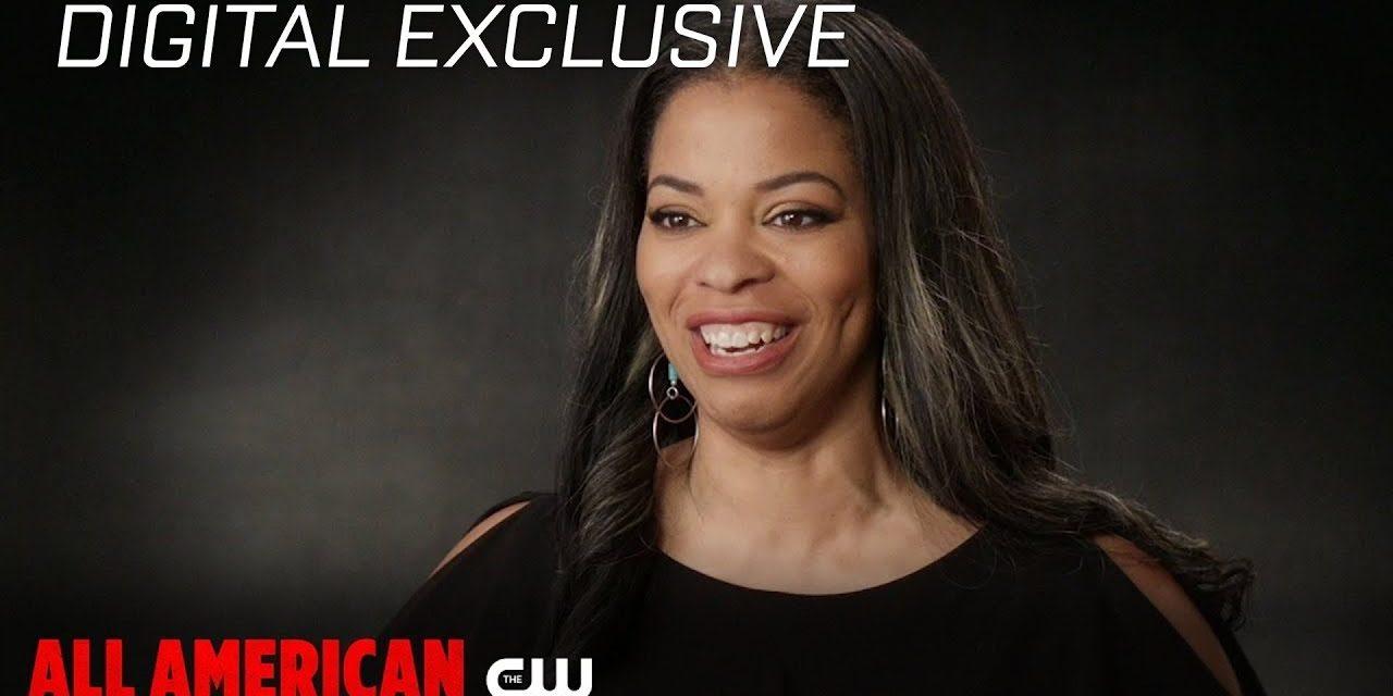 All American | Nkechi Okoro Carroll – The Magic Of All American | The CW