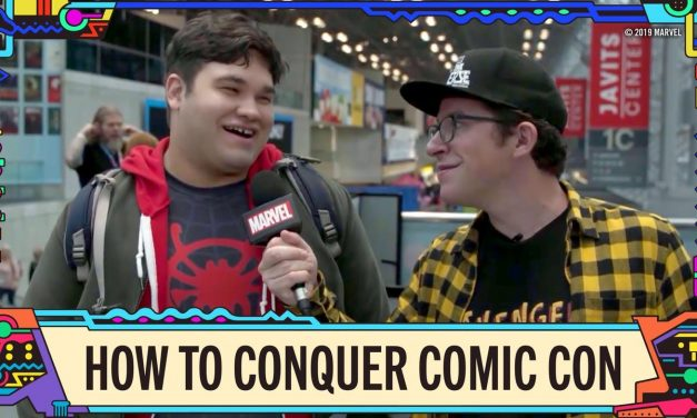 Comic Con Pro-Tips from Marvel Fans @ NYCC 2019!