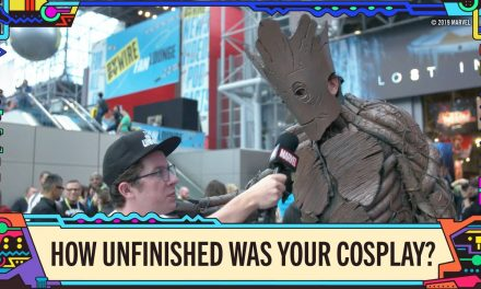 How Unfinished Was Your Cosplay Last Night?