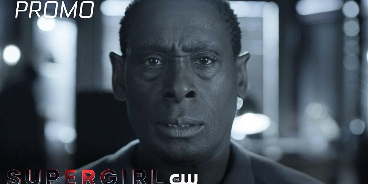 Supergirl   Season 5 Episode 2   Stranger Beside Me Promo   The CW