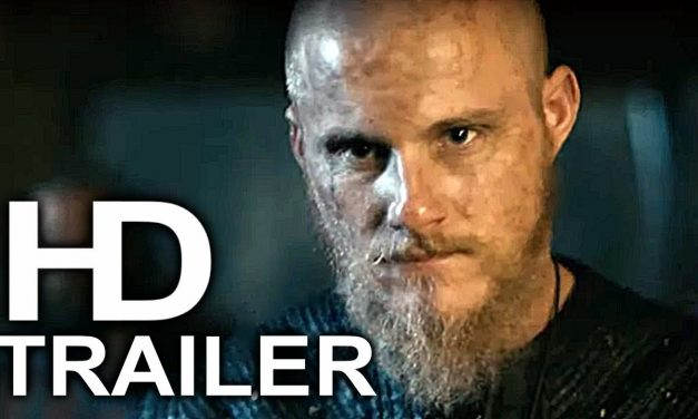 VIKINGS Season 6 Trailer #1 NEW (2019) History Series HD