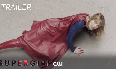 Supergirl | Event Horizon | Series Trailer | The CW