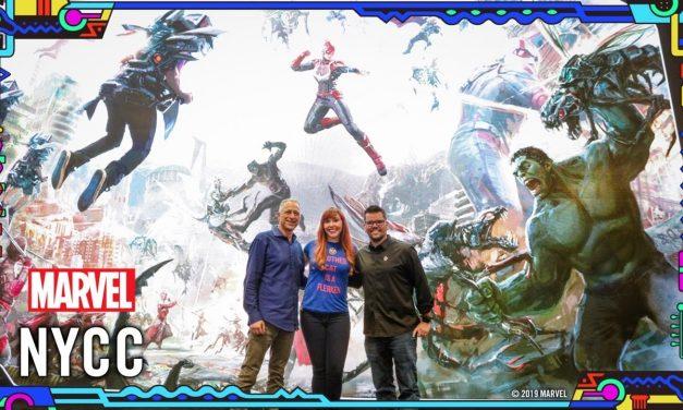 Disney Parks: Super Hero Experiences around the World at NYCC 2019!