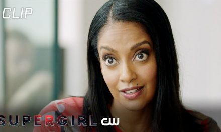 Supergirl | Azie Tesfai | The CW