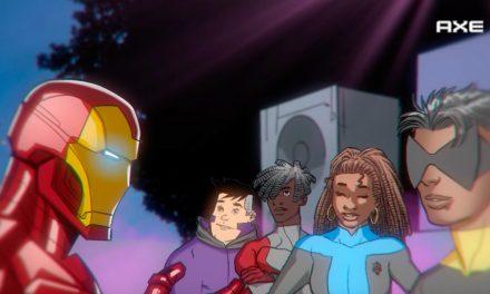 Marvel & Axe present The Fresh-Men: Chapter 5