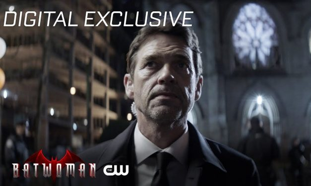 Batwoman | Dougray Scott – Overprotective Father | The CW
