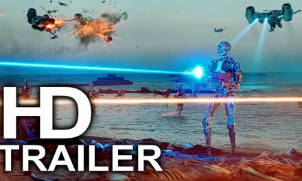 TERMINATOR 6 DARK FATE Future War Scene Trailer (2019) Arnold Schwarzenegger Action Movie HD