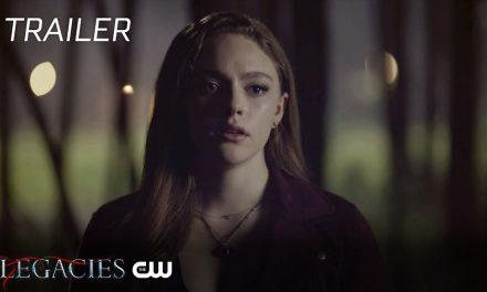 Legacies | Hopeless Trailer | The CW