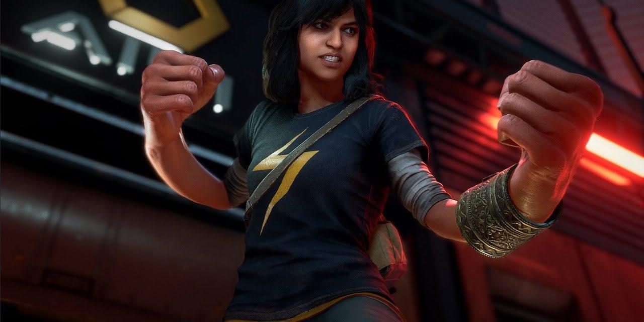 Marvel's Avengers — Kamala Khan NYCC Announcement Trailer