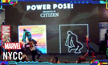 Citizen presents: Marvel Power Pose Contest LIVE at NYCC 2019!