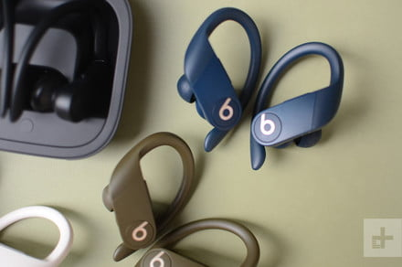 The Powerbeats Pro wireless earbuds from Beats by Dre are $50 off on Amazon