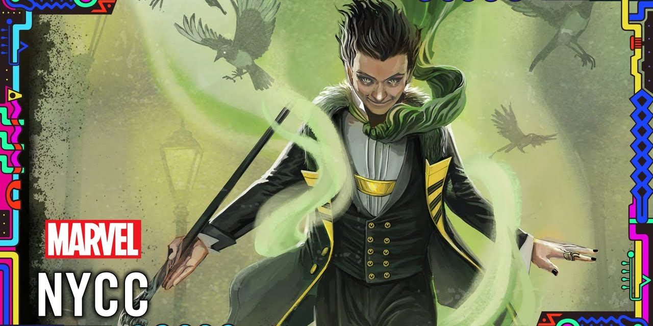 All About LOKI: WHERE MISCHIEF LIES @ NYCC 2019!