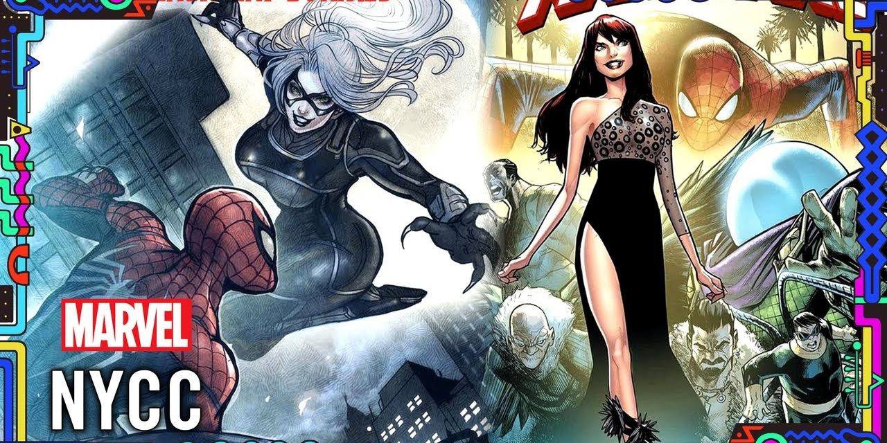 Spider-Man Announcements from This Week in Marvel @ NYCC!