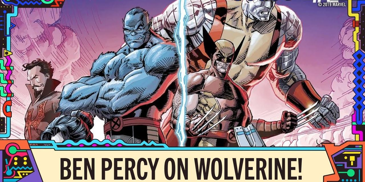 Ben Percy Unveils the New X-FORCE Lineup at NYCC 2019!