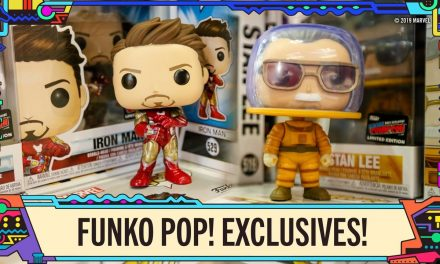 Exclusive Marvel Funko Pop! Figures! @ NYCC 2019 !